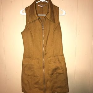 Forever 21 Jackets & Coats - Forever 21 Sleeveless Duster Cardigan